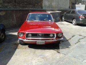 Mustang 1968 GT